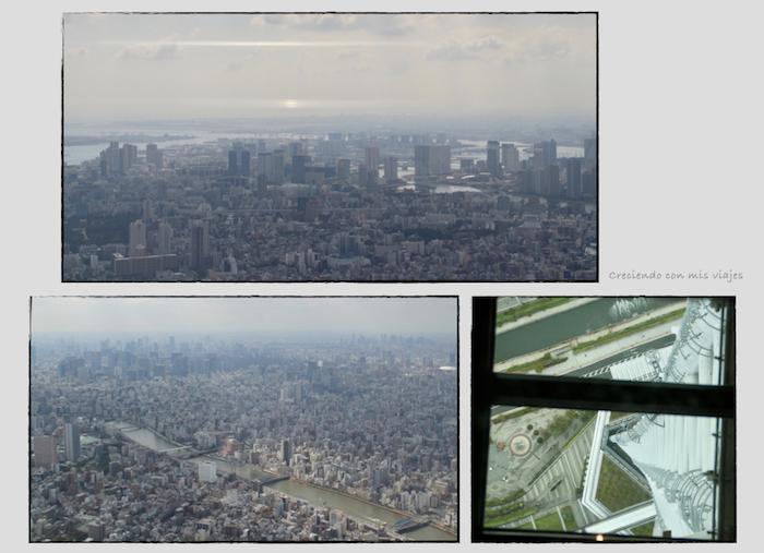 Tokyo.002 - Skytree, Zojoji, Roppongi y Ginza