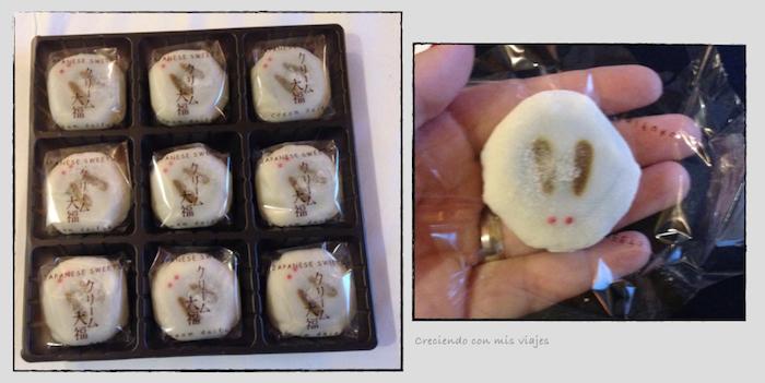 dulces de Kawagoe - Kawagoe, Ikebukuro y Shibuya