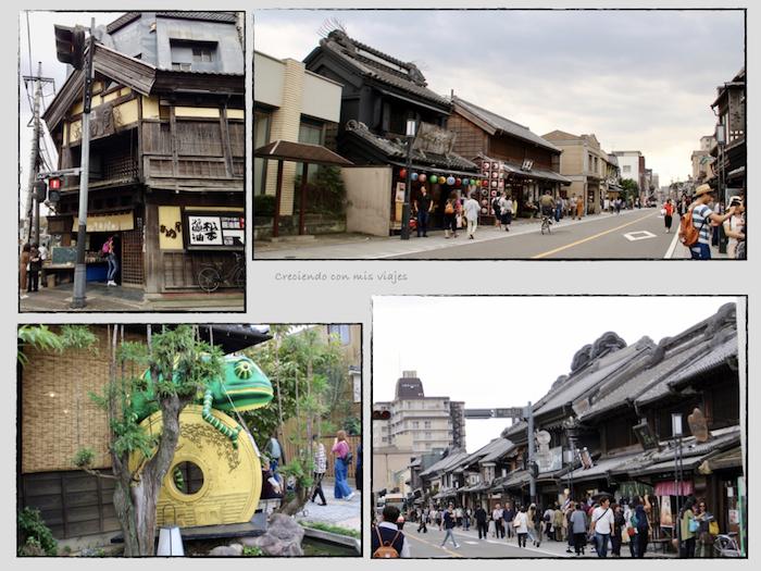 paseando por Kawagoe - Kawagoe, Ikebukuro y Shibuya
