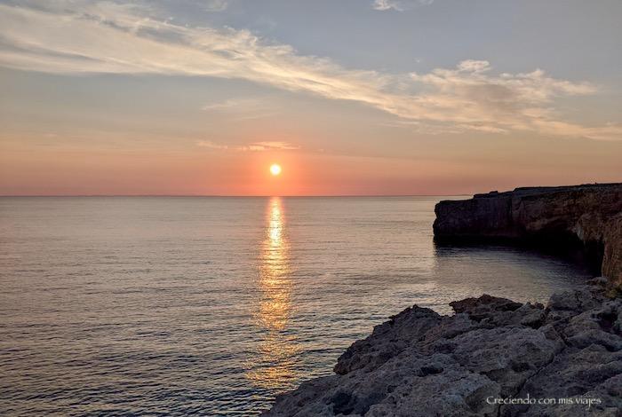 IMG 20200912 193800 - Cala Binidalí en Menorca