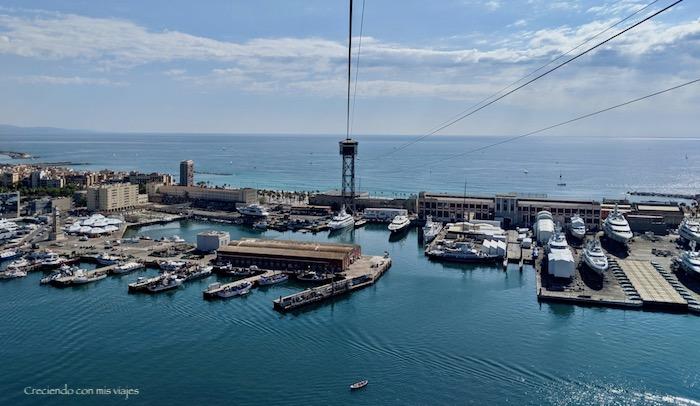 PXL 20210418 085704436 - Teleférico del Puerto de Barcelona