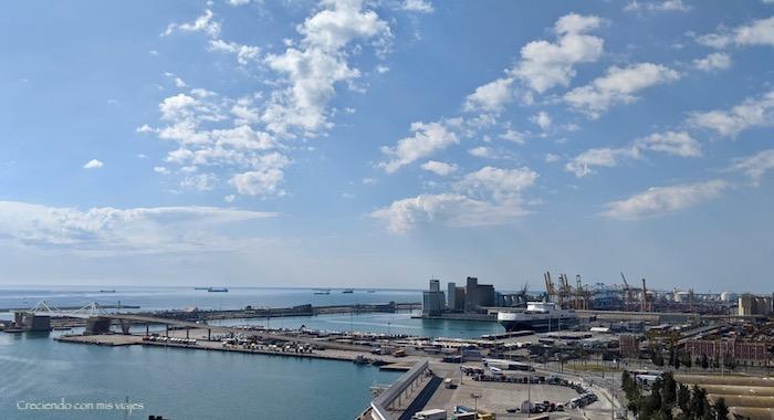 Puertos Comercial, Logístico y Energético de Barcelona